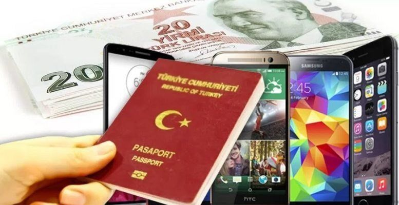 Pasaport Kaydı Yaptırma