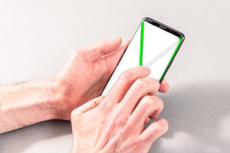 Samsung Ekran Ayarı