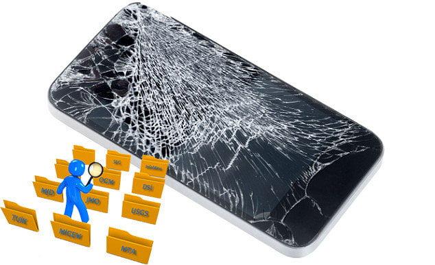 Kırık Telefondan Telefon Rehberini Kurtarma