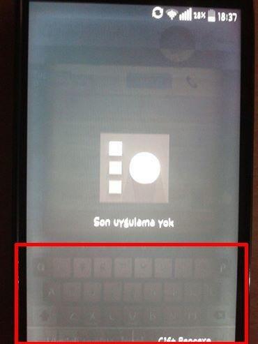 Telefonlarda Ghost Screen Ekran Sorunu ve Çözümü