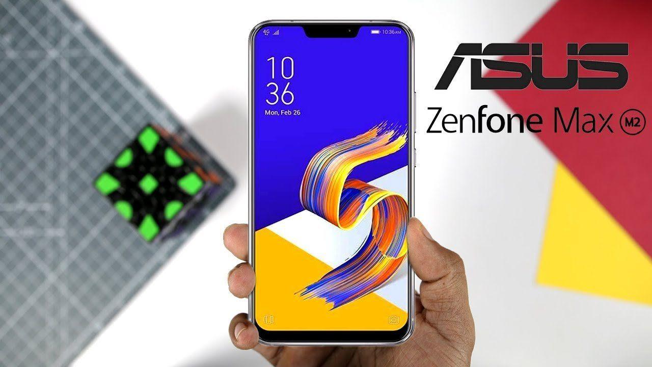 Asus ZenFone Max Pro M2 Tasarımı Ortaya Çıktı