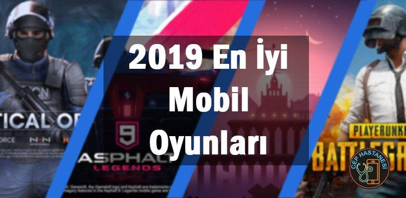 2019 En İyi Mobil Oyunları