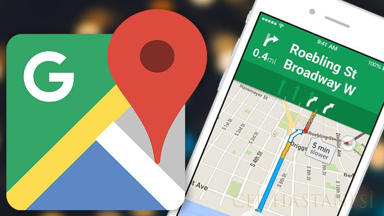 google haritalar güncelleme