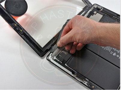 ipad ekran değişmi nasıl yapılır
