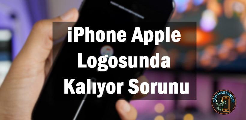 iPhone Apple Logosunda Kalıyor Sorunu