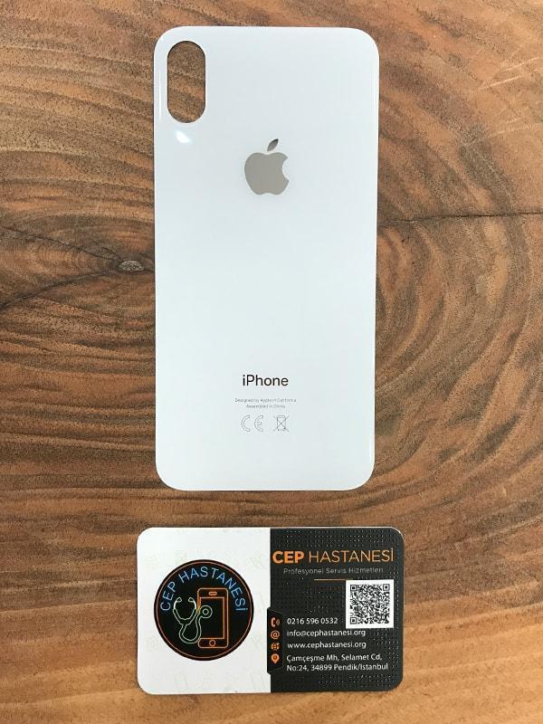 iPhone X Arka Cam Kapak Değişimi