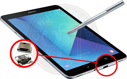 samsung tablet şarj soketi değişimi