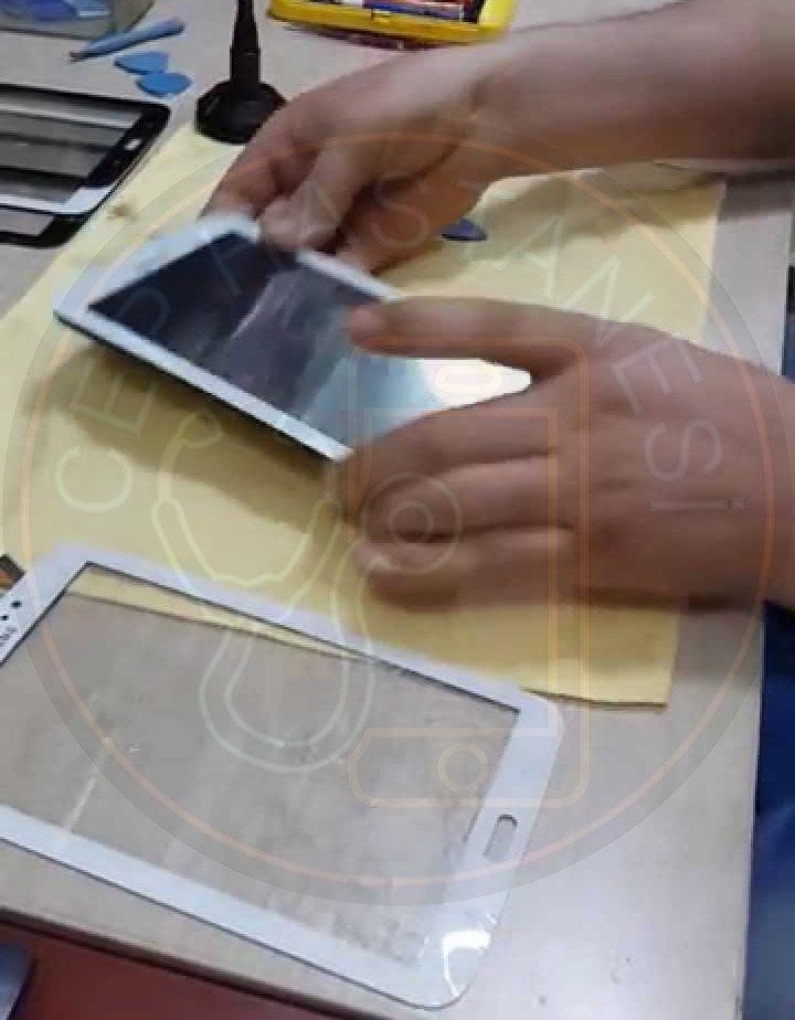 Tablet ekran değişimi