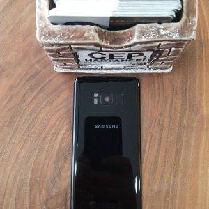 Samsung S8 Arka Cam