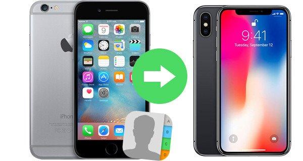 iPhone'dan iPhone'a Rehber Aktarma Nasıl Yapılır