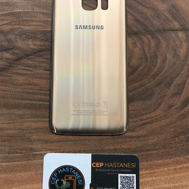 Samsung Galaxy S7 Edge Arka Cam Değişimi