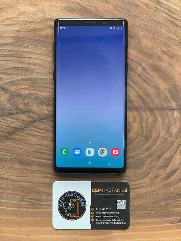 Samsung Note 9 Ekran Değişimi