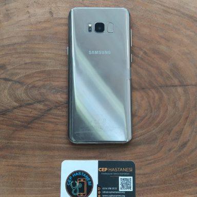 Samsung S8 Plus Arka Cam Değişimi