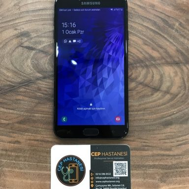 Samsung Galaxy J4 Ekran Degisimi