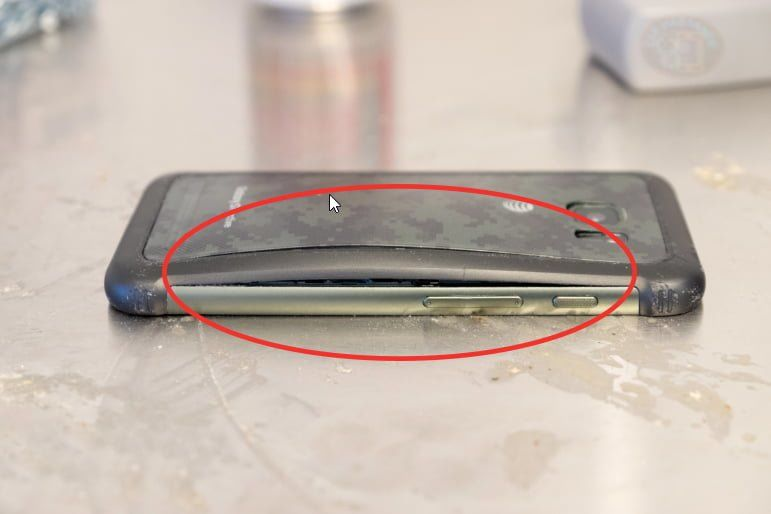 telefon bataryası neden şişer