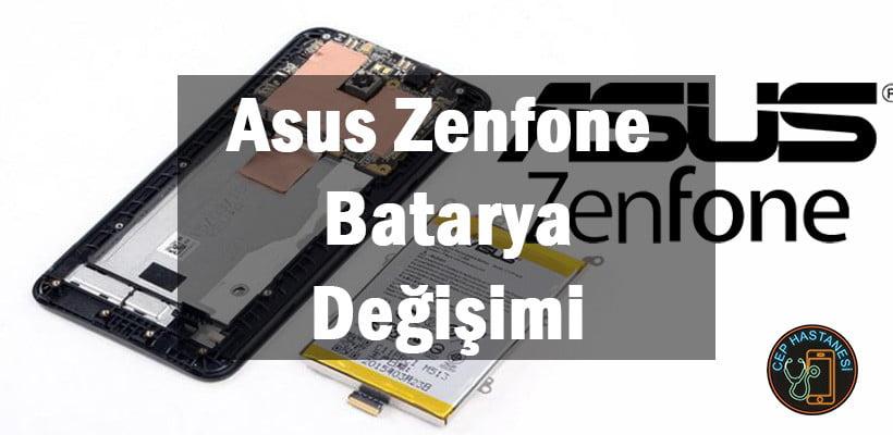 Asus Zenfone Batarya Değişimi