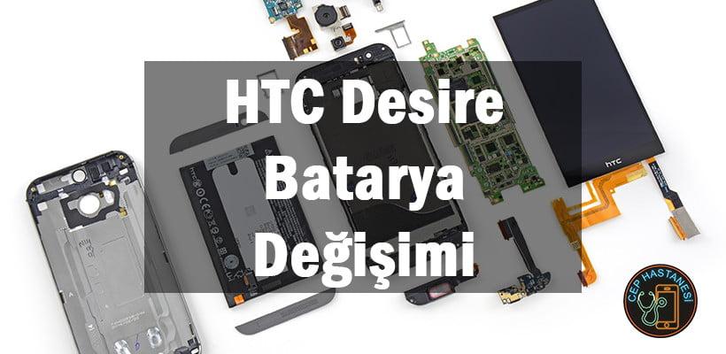 HTC Batarya Değişimi Fiyat Listesi 2019