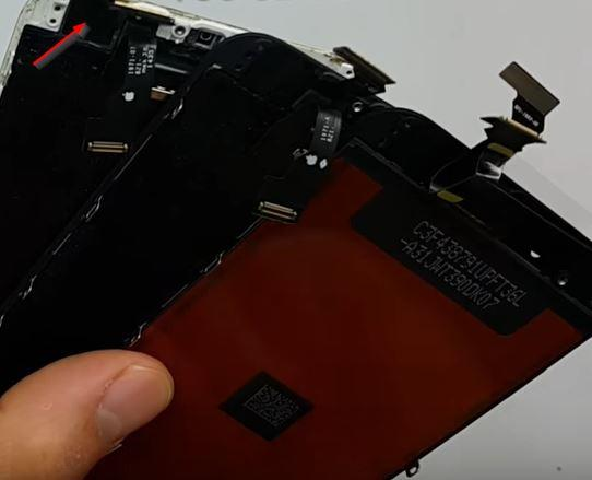 iphone ekranın tamiri