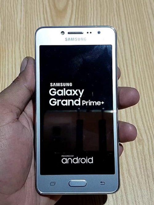samsung galaxy grand prime plus ekran değişimi
