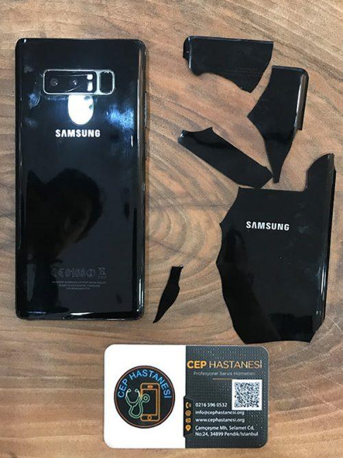 Samsung Note 8 Arka Cam Değişimi