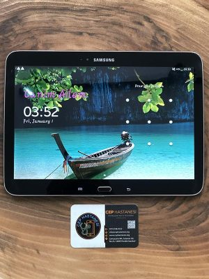 Samsung Galaxy TAB 4 Ekran Cam Değişimi