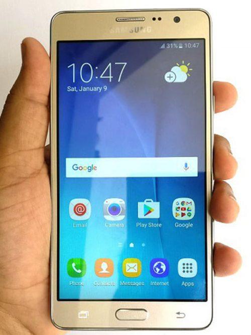 Samsung On 7 Ekran ve Dokunmatik Değişimi