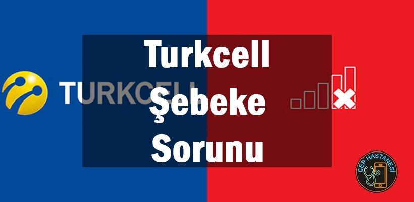 Turkcell Şebeke Sorunu Telefon Çekmiyor
