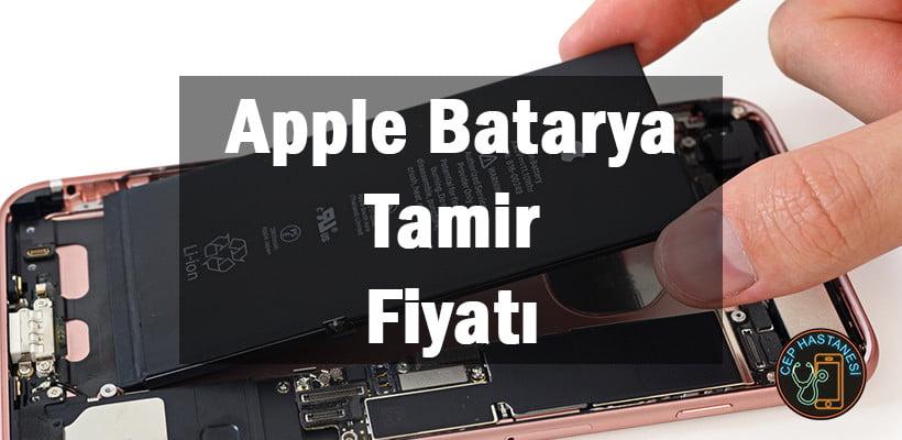 Apple Batarya Şişti Değişi Ücreti Ne Kadar