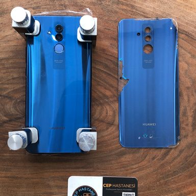 Huawei Mate 20 Lite Arka Kapak Değişimi