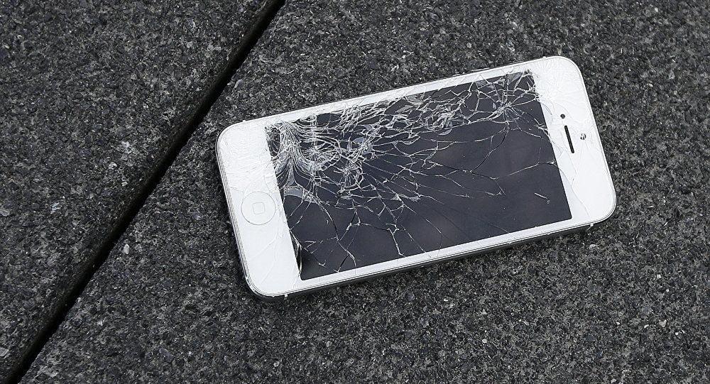 Telefonun Ekranı Çatladığında Ne Yapılır