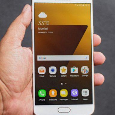Samsung Galaxy C7 Pro Ekran Değişimi