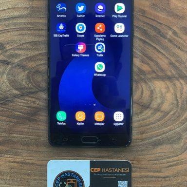 samsung galaxy C9 Pro ekran değişimi