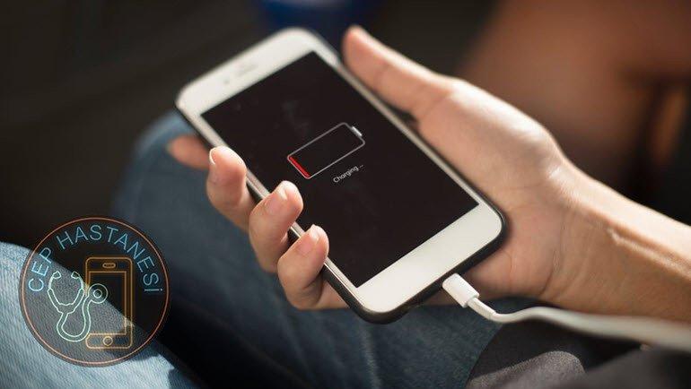 telefonunuz neden yavai şarj oluyor
