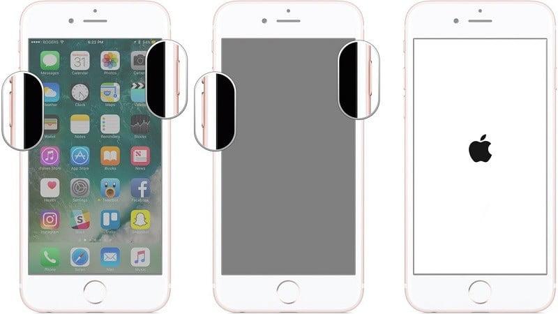 iphone 7 reset atma