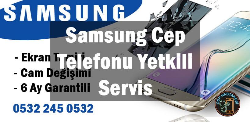 Samsung Cep Telefonu Yetkili Servis