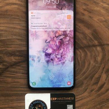 Samsung Galaxy A70 Ekran Değişimi Fiyatı