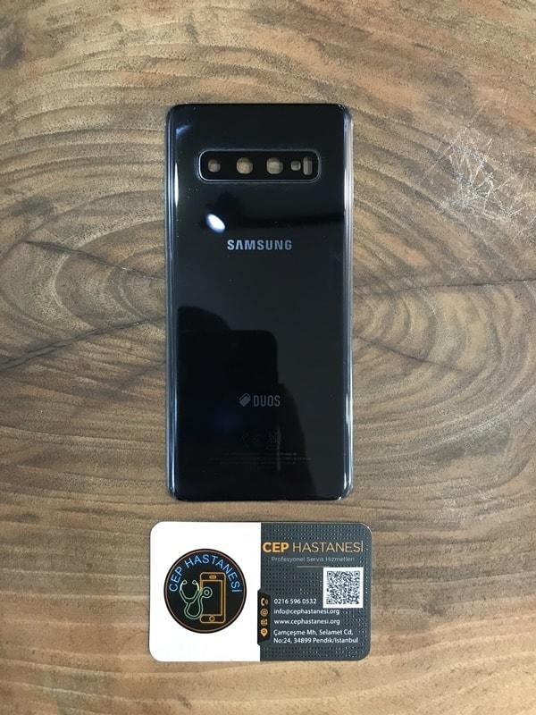 Samsung S10 Plus Arka Cam