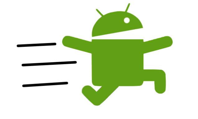 Android Uygulamalar Donuyor