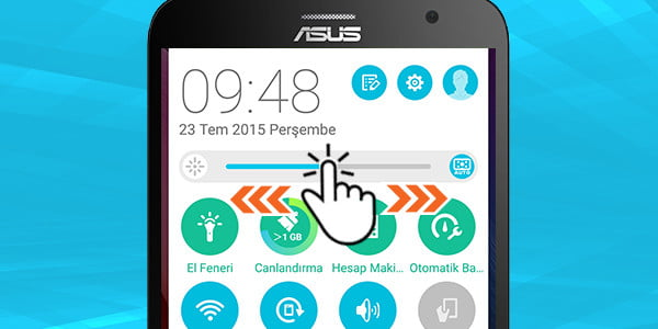 Asus Zenfone Batarya Şarj Sorunu