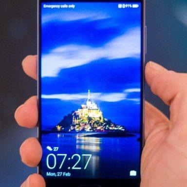 Huawei P10 Ekran Değişimi