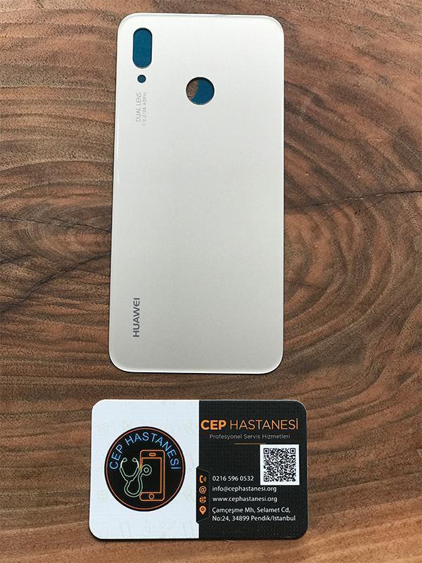 Huawei P20 Lite Arka Kapak Değişimi gri