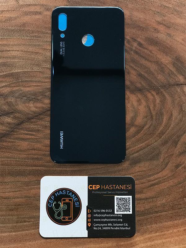 Huawei P20 Lite Arka Kapak Değişimi siyah