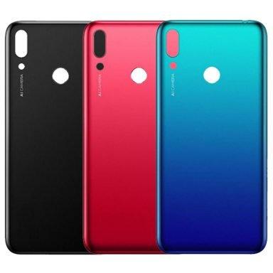 Huawei Y7 2019 Arka Cam Değişimi
