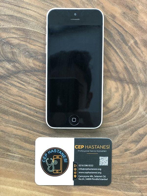 iphone 5c ekran değişimi