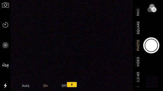 iPhone Kamerası Siyah Çekiyor