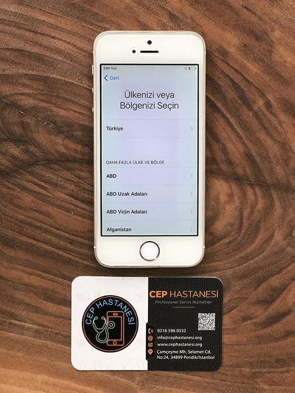 iPhone SE Ekran Değişimi