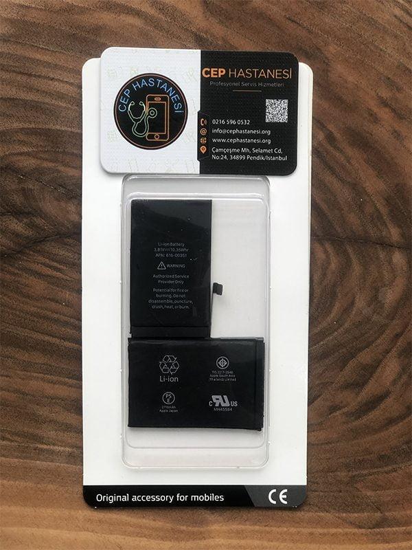 iphone x batarya değişimi