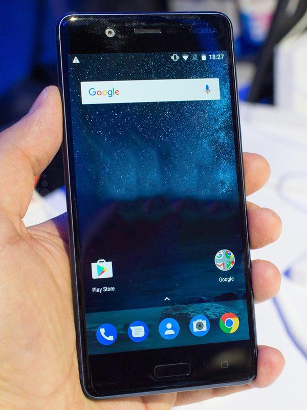 Nokia 5 Ekran Değişimi Fiyatı