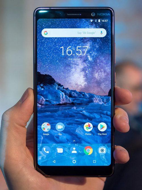 Nokia 7 Plus Ekran Değişimi Fiyatı