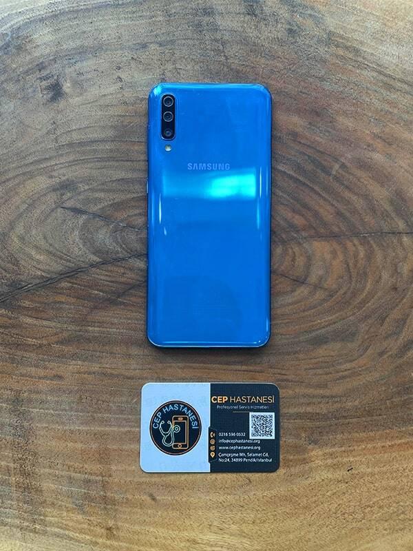 Samsung A50 Arka Cam Değişimi